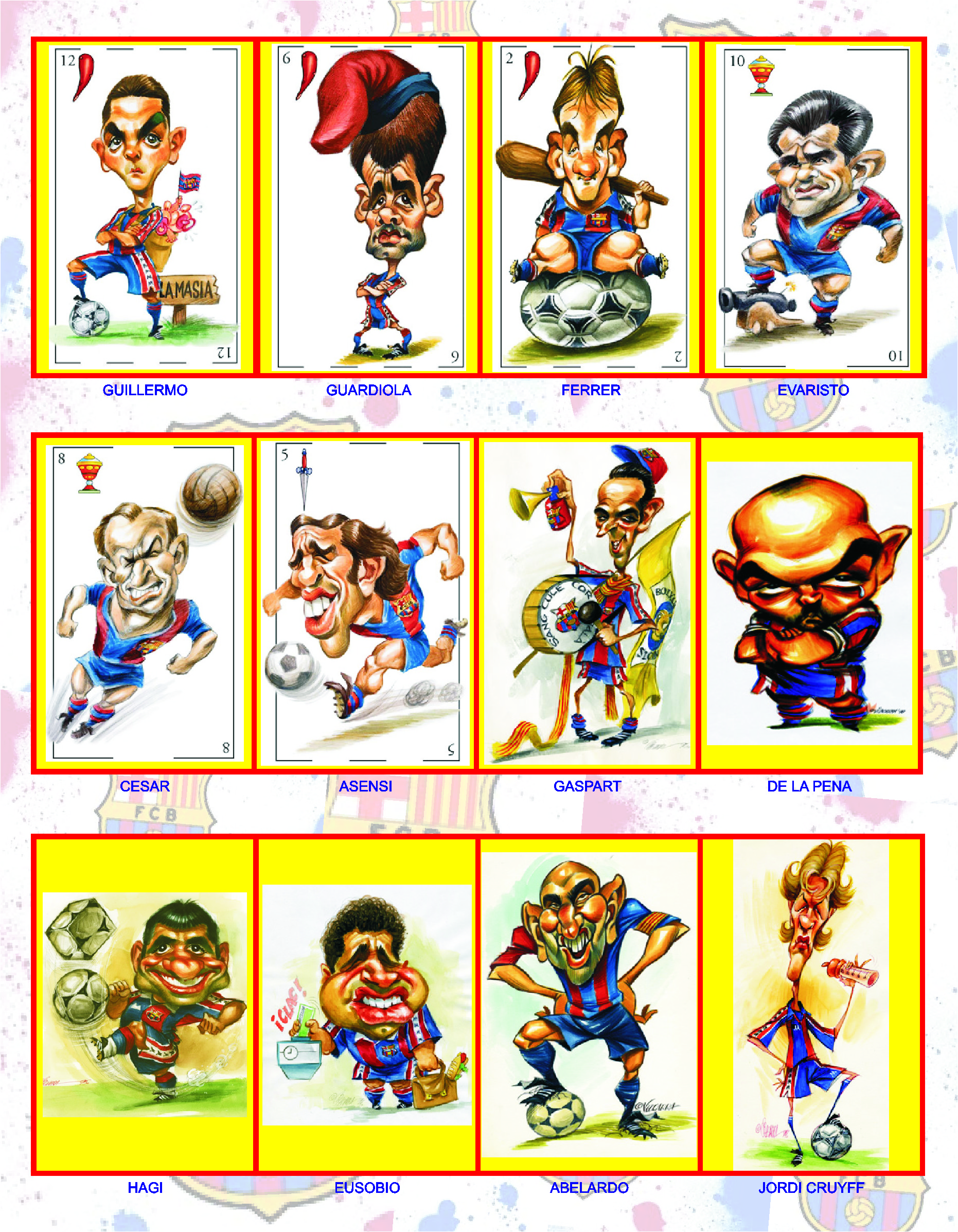 Kumpulan Gambar Kartun Lucu Pemain Bola Dunia Gambar Gokil
