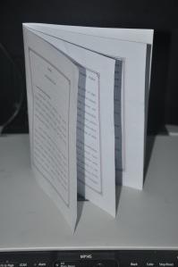 cara membuat buku lipat book fold